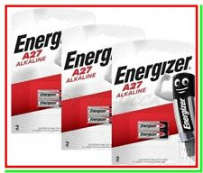6 ENERGIZER A27 Batterie Pile MN27 27A G27A L828 CA22 EL812 cancello auto