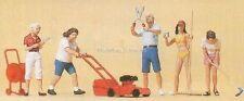 H0 Preiser 10464 hobbygärtner. figurines. emballage d'origine