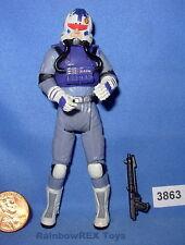 "Star Wars 2007 CLONE PILOT From Arc-170 Elite Squad Battle Pack 3.75"" figure"