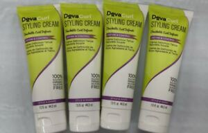DEVACURL STYLING CREAM Touchable Curl Definer 1.5oz TRAVEL SIZE TUBE *NEW
