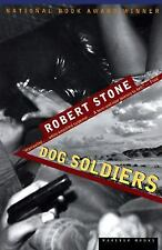 Dog Soldiers by Robert Stone (1997, Paperback, Revised)