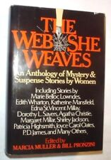 B001M4QPHK The Web She Weaves : An Anthology of Mystery and Suspense Stories by