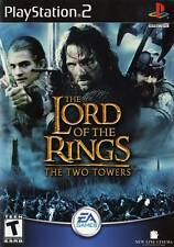 The Lord Of The Rings The Two Towers - PS2 Complete GH