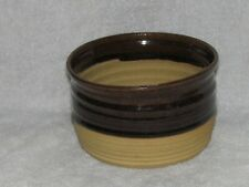 New listing 1980 Mt. St. Helens glazed Dipped pottery Pot