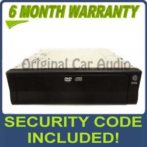 Remanufactured by ALPINE ACURA MDX Navigation GPS System DVD Rom Drive