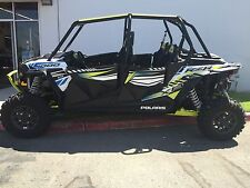 Polaris RZR XP-4 1000 900 Lime squeeze Aluminum roof + Lower Half doors 2015+