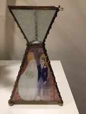 JEWISH BRIDE & GROOM SIGNED BY LEONA FEIN WEDDING JUDAICA MINT