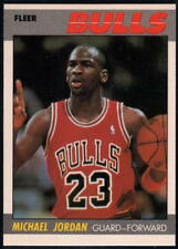 1987-88 Fleer Basketball - Pick A Card