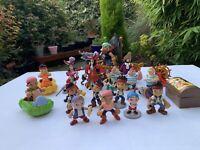 Disney Jake & The Neverland Pirates Pirate Ship Toys Joblot Bundle 23 Items Xmad