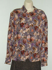 Marks and Spencer Viscose Collared Blouse Women's Tops & Shirts