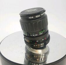 Vivitar 28-70mm MC Zoom Lens with 1:4 Macro for Pentax K M PK fits KA AF #832