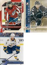 NASHVILLE PREDATORS Ryan Ellis 3 Card Lot H&P 10/11 and 11/12 and 16/17 UD S2