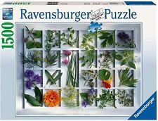 RAVENSBURGER PUZZLE*1500 TEILE*KÜCHENKRÄUTER*RARITÄT*NEU+OVP