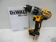 DEWALT DCD796 18V XR BRUSHLESS COMBI HAMMER DRILL BARE UNIT