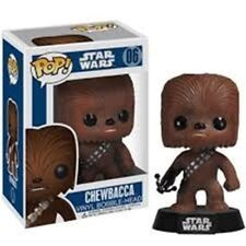 Funko - Star Wars Chewbacca Pop! Vinyl Figure Bobble Head