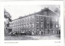 """*Postcard-""""Thomas Kay Wollen Mill"""" (Built abt 1889)  *Salem, Oregon (#137)"""