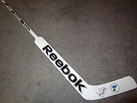 RYAN MILLER St. Louis Blues Autographed SIGNED F/S Goalie Hockey Stick w/ COA