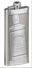 Jack Daniel's Boot Flask Bottle Design 6oz. Official Licensed Product Gift Boxed