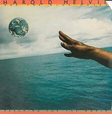 HAROLD MELVIN & THE BLUE NOTES reaching for the world LP record usa abc 1976