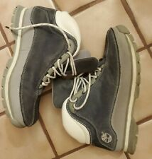 Timberland ACT Active Comfort Technology Boots Beige Size 7.5M Hiking