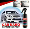 Car Nano Repairing Spray Oxidation Liquid Ceramic Coat Super Hydrophobic Glass