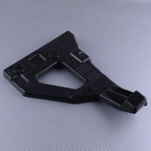 Car Right Side Front Bumper Guide Mount Support Bracket Fit For Audi A6 2005-11