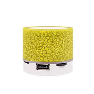 Bluetooth Mini Speaker Wireless Stereo TF/FM Radio Gift Waterproof Daily Use