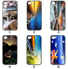 For Phone Hard CASE Phone COVER Australian Surf Sunset Collection M1
