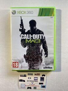 Call of Duty Modern Warfare 3 MW3 - GIOCO XBOX 360 USATO ITA Come Nuovo
