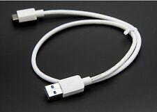 USB 3.0 data Cable For Buffalo MiniStation Thunderbolt HD-PA1.0TU3 HD-PA500TU3