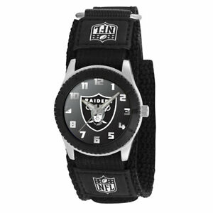 Oakland Raiders Kids Rookie Watch Game Time NFL-ROB-OAK Youth Boys Child