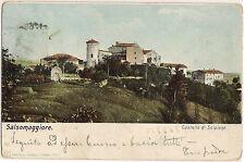 1900 - Salsomaggiore - Castello di Scipione
