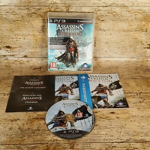 ASSASSIN'S CREED IV BLACK FLAG SPECIAL EDITION PLAYSTATION 3 / PS3 GAME