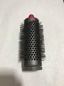 Dyson Airwrap Round Volumizing Brush - Iron/Red (IL/RT6-14958-969480-01-RED-UA)