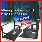 8GPU Open Mining Machine Frame Case Mining Coin Support Bracket Rack Crypto Rig