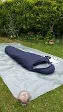 Rab Quantum Endurance 600 Goosedown Insulated Sleeping Bag Excellent