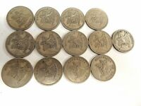 """1933 Republic Of Chile One (1) Peso Coin """"One Coin Per Purchase"""""""