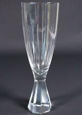 Friedrich Kristall / Glas / Sektglas / Linien Gravur #I