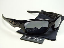 Oakley Straight Jacket 2.0 Jet Black Sonnenbrille Racing Minute Monster Dog Pup