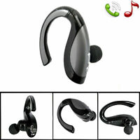 Earhook Wireless Bluetooth Headset Music Headphone For LG G3 G4 G5 V10 iPhone 6S