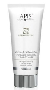 Apis Professional Lifting Tensing Ultrasound Gel with SNAP-8 Peptide 200ml