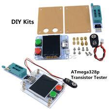 Atmega328p Mk 328 Esr Diode Triode Capacitance Transistor Tester 18lcd Mini Usb