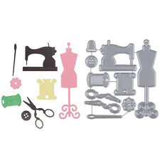 Chic 1x Sewing Machine Metal Cutting Dies Scrapbooking Emboss Paper Card Mold