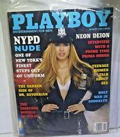 NYPD Playboy Magazine AUG 1994 Neon Deion holy wars
