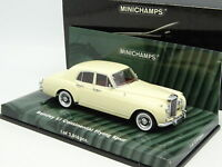 Minichamps 1/43 - Bentley S1 Continental Flying Spur Blanche