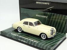 Minichamps 1/43 - Bentley S1 Continental Flying Spur Blanco