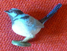 AUSTRALIAN BIRD FUNDRAISER BLUE WREN SMALL REPLICA 60mm Long - Pack of 10