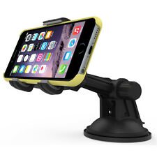 For iPhone (6/6 Plus/5/5S/5C) iPad (Air/Mini) iPod Touch: Vehicle Charger/Holder
