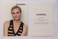 Tres Jolie carte Chanel CC Cream
