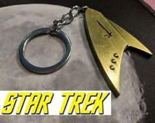 Newest design Star Trek Federation Logo keychain Collectible Discovery commander